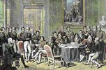 《维也纳国会》,让-巴蒂斯特·伊扎贝绘于1819年。