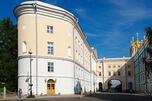 皇村学校的现代外观。图片来源:Wikipedia