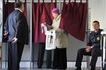 到目前为止,只有统一俄罗斯党和俄罗斯共产党在积极参加地方选举。在引入候选人滤选机制和政党等级自由化制度之后,更多的候选人开始参加地方选举。图片来源:俄新社
