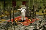 核反应堆科研所。图中:反应堆大厅,世界功率最大的热中子反应堆。图片来源:PhotoXPress