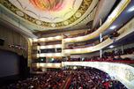 莫斯科国立轻歌剧院里的观众。图片来源:Lori/LegionMedia