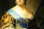 叶丽萨维塔·彼得罗芙娜肖像,