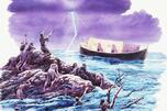 根据宗教文献记载,上帝创造的人类一共只能存在7000年,也就是说每一千年对应创世纪七天中的一天。图片来源:Getty Images / Fotobank