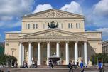 莫斯科大剧院。摄影:Alexey Vikhrov