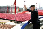 从朝鲜外交部与军方同时发表的另一份声明来看,朝鲜断然拒绝了就其核 计划展开谈判。图片来源:AP
