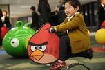 """主题公园并非Rovio公司在俄罗斯的唯一项目。维斯特贝加还表示,Rovio将在俄罗斯市场推出""""愤怒的小鸟""""碳酸饮料。图片来源:AFP EastNews"""