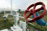 俄气和中石油之间的供气谈判几乎已长达十年。最初计划通过东部和西 部两条管线每年向中国供气680亿立方米。图片来源:AP / East News
