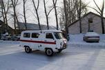 边远医疗站和区医院都配有车辆。尽管没有这样的规定,但那里没有车辆是根本无法进行医疗服务的。摄影:安吉丽娜·伊万诺娃(Angelina Ivanova)