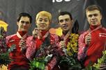 亚裔俄罗斯人奉献俄罗斯队有史以来世锦赛最好成绩。图片来源:俄新社