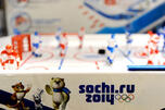 距索契奥运会开始还有不到一年的时间,成功地举办测试活动、同所有筹备过 程的参与者保持密切联系以及举办冬季奥运会对2014 索契奥委会而言尤为重 要。图片来源:塔斯社