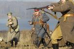 俄罗斯总统普京在接见俄军事历史协会代表时承诺,将全力支持该协会工作,并表示将亲自出席俄圣彼得堡一战英雄纪念碑揭幕仪式。图片来源:俄新社/Alexsey Druginyn