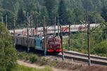"""西伯利亚大铁路不仅将西伯利亚和远东与俄罗斯的其它地区连为一体,还建立了俄罗斯偏远地区新城与乡镇的连接链。如今,西伯利亚大铁路也像贝加尔湖、莫斯科与圣彼得堡二都以及""""金环""""一样,成为俄罗斯主要旅游线路之一。图片来源:Reuters"""