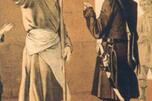 清道夫与邮递员。1846年。