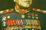 唯一四次荣获英雄称号的人是格奥尔吉·朱可夫。