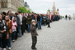 届时莫斯科和圣彼得堡等地市民和游客将可免费参观各大博物馆。图片来源:塔斯社