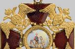 圣亚历山大•涅夫斯基勋章,1820-1830年。