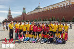 可以相信,这些来自莫斯科、北京和西安的大学生们在未来一定会携手共同开创自己的事业,并互相帮助,分享经验以及交流意见。摄影:安德烈•拉斯金(Andrey Raskin)