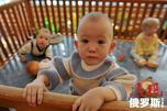 普京明确表示将签署议会有关禁止外国同性夫妇收养俄儿童法案。图片来源:俄新社