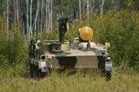 菊花-S是全球现有反坦克导弹发射装置中最强大的一种目前世界上还没有类似产品已开始大批装备俄军部队。图片来源:tvzvezda.ru/ Konstantin Semenov