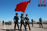 """""""和平使命-2012""""上海合作组织联合反恐军事演习在塔吉克斯坦胡占德市举行。图片来源:新华社(李翔)"""