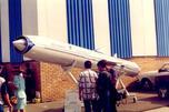 """""""缟玛瑙""""反舰导弹。图片来源:Wikipedia"""
