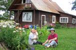 更多俄罗斯城市居民热衷选择在农村度假。图片来源:Flickr / Lee Fenner