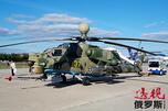 米-37直升机。图片来源:俄新报。