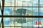 """""""菲施特(Fischt)""""奥林匹克体育场。图片来源:Press Photo"""
