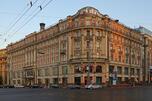 马涅什广场重要的标志性建筑民族饭店。图片来源:Wikipedia/A.Savin