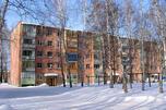 """""""赫鲁晓夫式""""建筑。来源:Wikipedia / Maximaximax"""