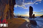 俄罗斯滨海边疆区海岸。图片来源:Lori/Legion Media