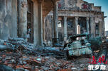 肃穆的斯大林格勒布景。图片来源:Sergey Melnikoff