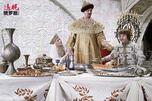 伊凡雷帝的饕餮盛宴。图片来源:Kinopoisk.ru