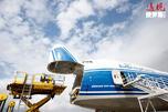 俄罗斯从事俄中航空运输业务的领头企业空桥货运航空公司(Air Bridge Cargo)占该领域航空运输市场的30%。图片来源:路透社