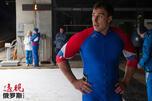 有舵雪橇运动员阿列克谢·沃耶沃达。图片来源:俄新社/Mihail Mokrushin