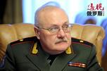 俄政府军工委员会自动化控制系统、通信、情报、电子战和信息战理事会主席伊戈尔•谢列梅特。图片来源:Mitya Aleshkovsky/俄塔社