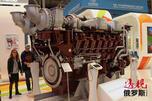 DM-185系列高转速新款柴油发动机。摄影:Darya Kezina
