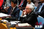 俄罗斯驻联合国代表丘尔金。图片来源: