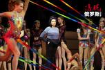 俄罗斯艺术体操联合会主席兼国家队主教练伊琳娜·维涅尔。图片来源:俄塔社