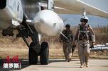 Khmeimim airbase in Syria CN
