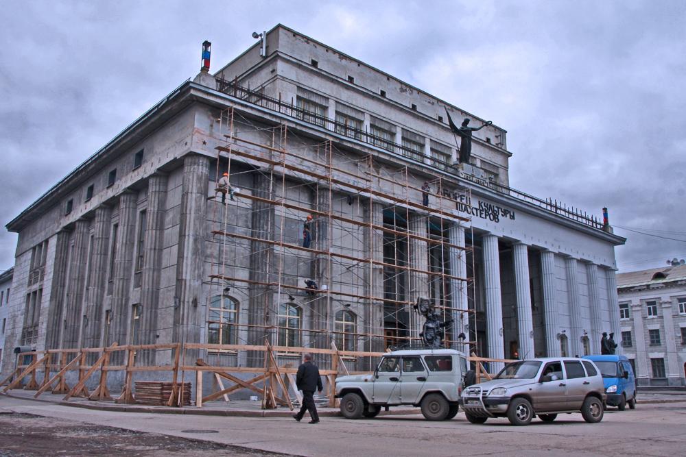 Vorkuta resta imprigionata nel ghiaccio per quasi otto mesi l'anno, ma i suoi cittadini oggi si sentono liberati dai fantasmi del passato sovietico