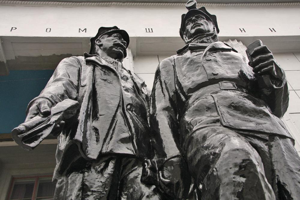 I pochi superstiti del periodo dei gulag sono andati tutti via. Qualcuno alla ricerca dei parenti in tutta la Russia, altri per dimenticare, altri ancora per realizzare un futuro diverso