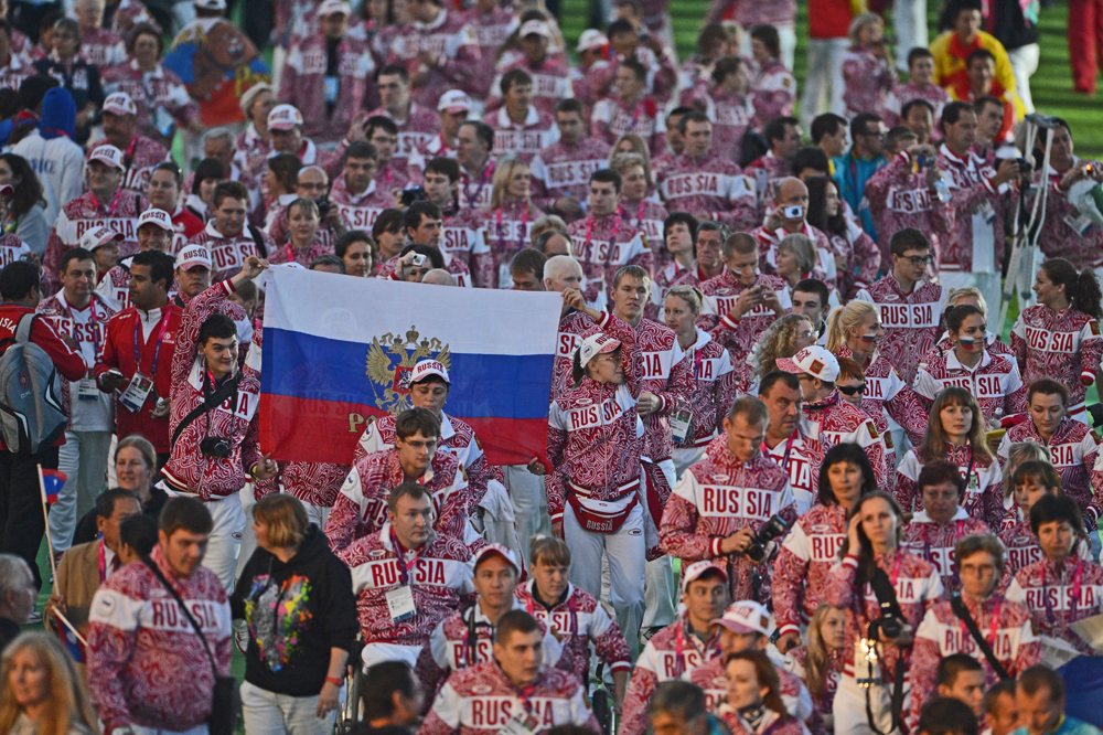 The 2012 Paralympic Games have come to a close in London. Team Russia has for the first time scored second in the overall medal count, grabbing 36 gold medals, 38 silver, and 28 bronze.
