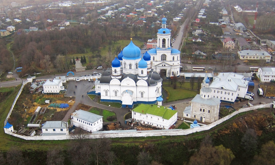 The Bogolyubovo Convent,Bogolubovo, Vladimir Region // The convent is located in the Bogolybovo village, 13 km north-east of the ancient city of Vladimir. Bogolyubovo was founded by prince Andrey Bogolyubsky in 1158. According to a legend, the prince spent the night on this spot and saw Our Lady who ordered him to found the settlement and to build the monastery.
