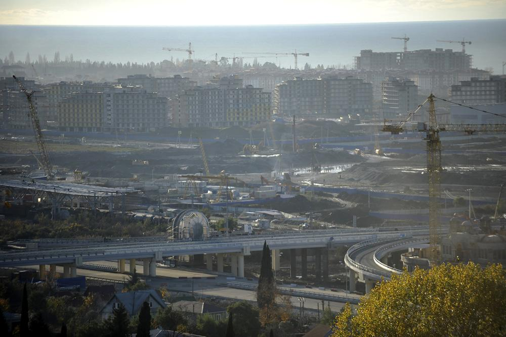 As of 2008, Sochi had no world-class level athletic facilities fit for international competition. To get the city ready for the Olympics, the Russian government has committed to a $12 billion investment package.