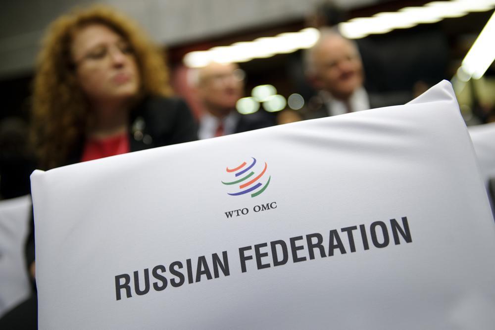 2012年8月22日//ロシアがついにWTOに加盟//2012年8月22日、ロシアは正式に世界貿易機関の156番目の加盟国になった。加盟には19年近くを要した。専門家は、ロシアの市場が完全に適応するまでに7年かかる可能性がある事を指摘している。そのため、ロシアと世界全体にとってのメリットや欠点について結論を出すのは時期尚早である。