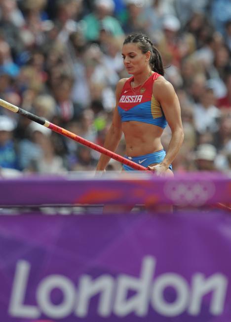 2012年3月6日,伊辛巴耶娃被评为俄罗斯最成功的现役运动员。