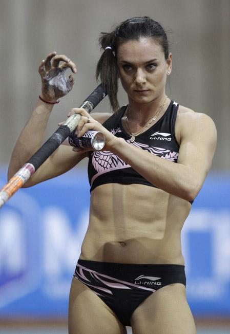 2009年,伊莲娜•伊辛巴耶娃被授予当年的阿斯图里亚斯王子体育奖。