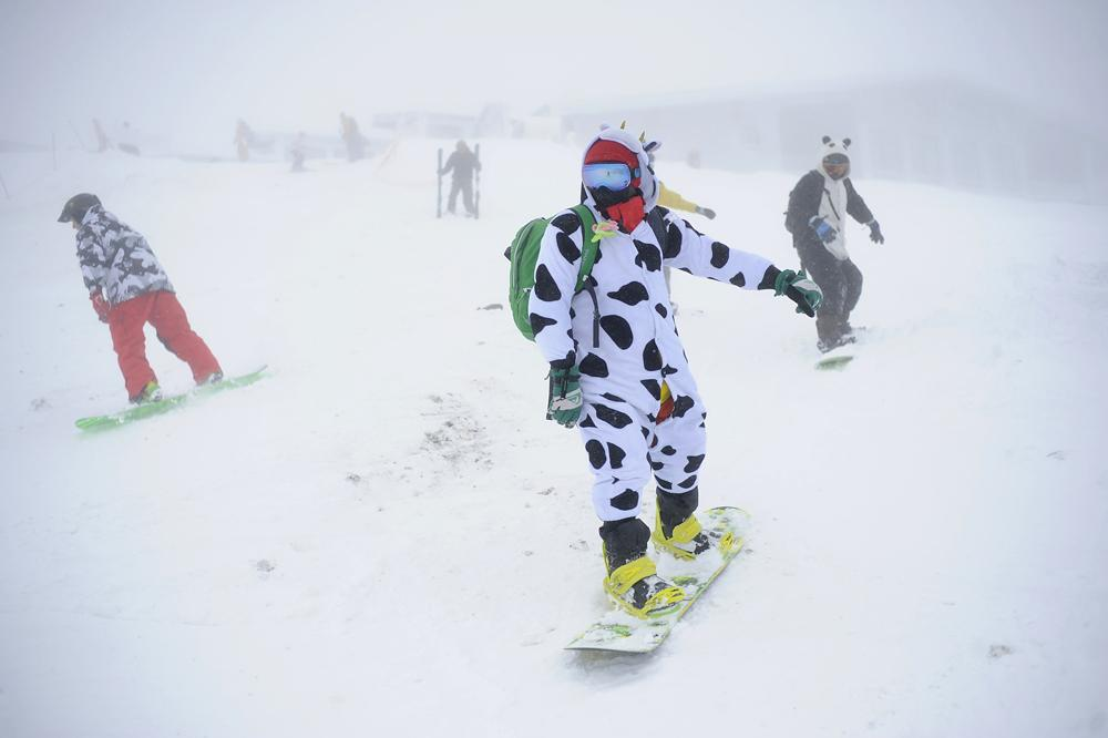 Totaling around 80 km in length, the ski runs offer a wide variety of challenges to match the needs of all skiers in accordance with their level of training and fitness.