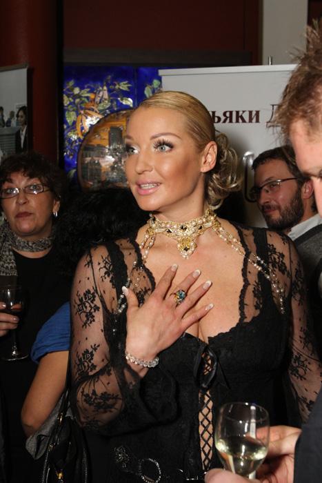 En 2011 se abrió en Moscú el primer centro artístico de Anastasía Volochkova.